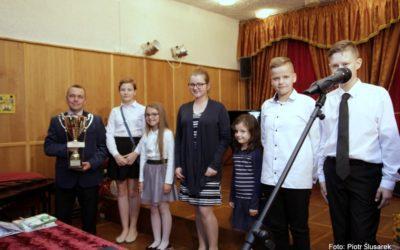 W roku szkolnym 2016/2017 Klasą Roku została klasa saksofonu p.Piotra Ślusarek
