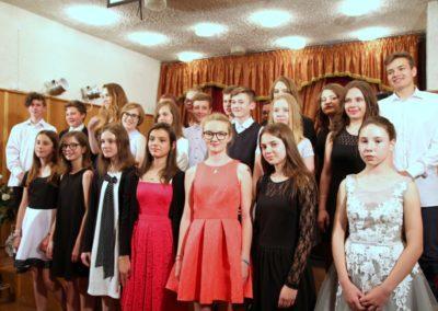 Koncert Absolwentów 2016/2017 21.06.2017